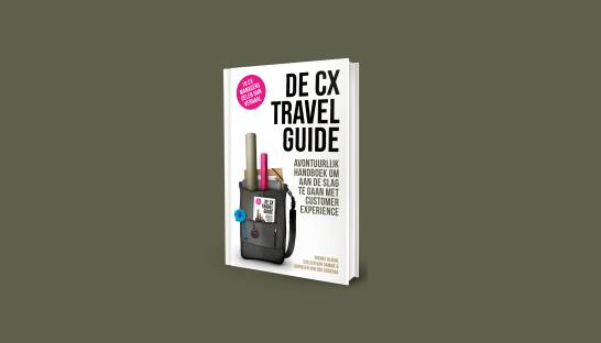 De CX Travel Guide: een gids voor customer experience