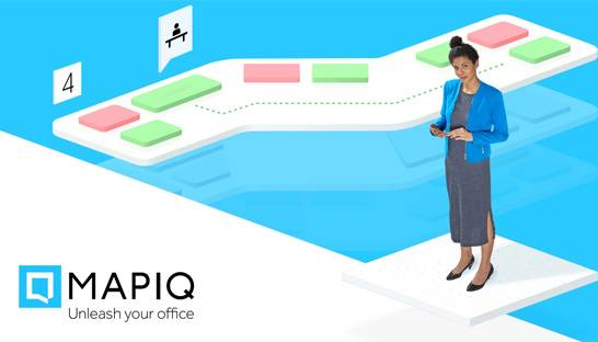 Smart office platform Mapiq trekt groeifinanciering aan