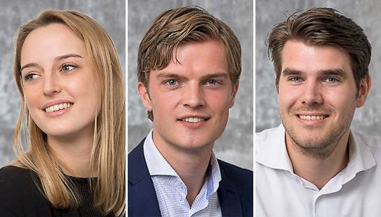 Drie consultants van Young Improven over hun ervaringen
