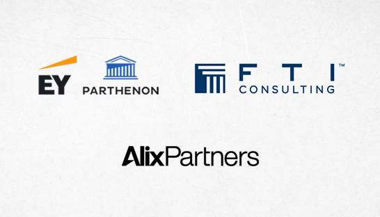 AlixPartners, EY-Parthenon en FTI Consulting op M&A-pad
