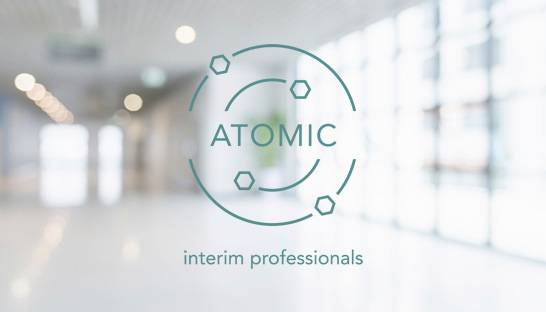 Adviesbureau ACE start eigen interimlabel: ATOMIC