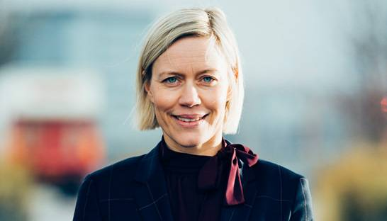 Mai-Britt Poulsen leidt Boston Consulting Group in Nederland