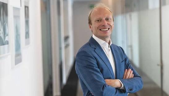 BCG-partner Peter Adams wordt CEO van ING in België