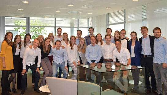 Boston Consulting Group wordt vaste trainingspartner van YAG