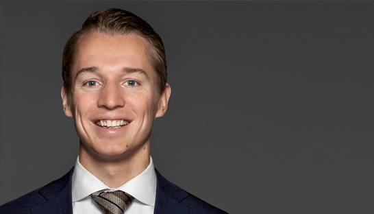 Luuk Louter start als consultant bij Beaufort Corporate Consulting