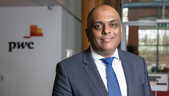 Raneesh Jagbandhan in directie van PwC Accountants
