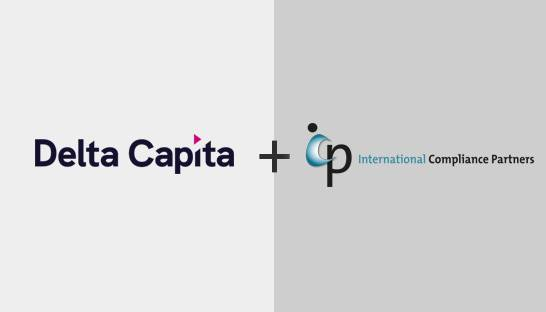 Delta Capita verwelkomt International Compliance Partners