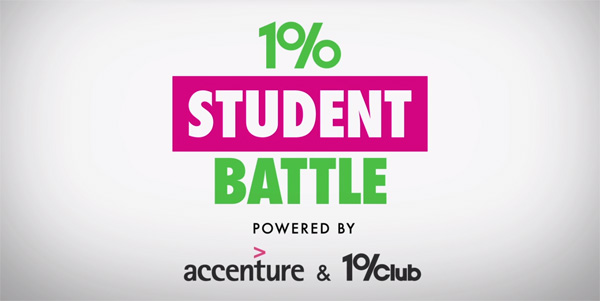 1 procent student battle
