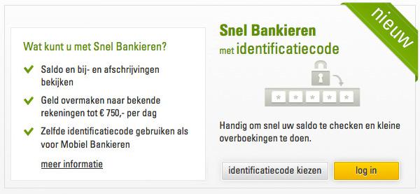 ABNAMRO - Snel Bankieren