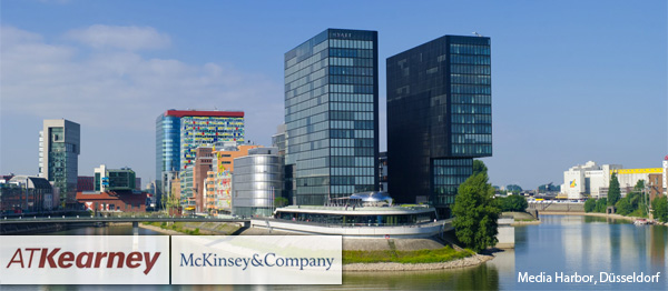 AT Kearney - McKinsey - Dusseldorf