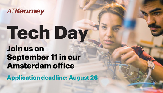 A.T. Kearney Tech Day
