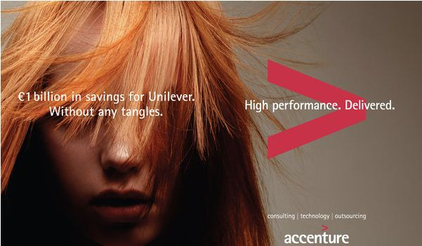 Accenture - Marketing campagne