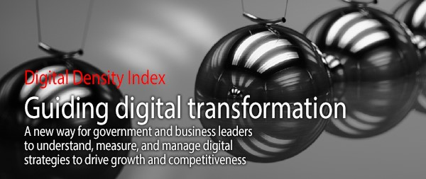 Accenture, Digital Density Index - Guiding digital transformation