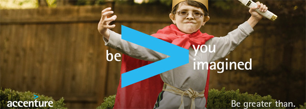 Accenture - Be greater than
