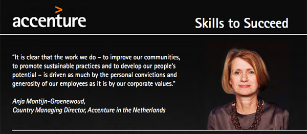 Accenture - Skills to Succeed