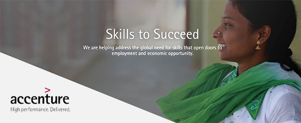 Accenture Skills to Succeed, Accenture