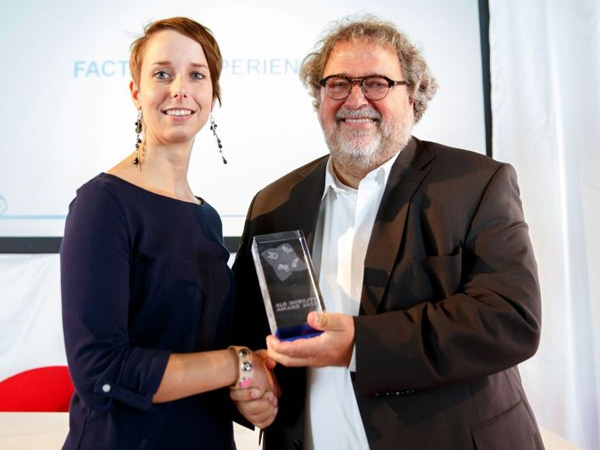 Accenture wint ALD Mobility Award
