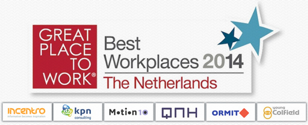 Adviesbureaus - Best Place to Work