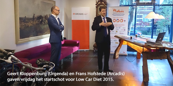 Arcadis, Low Car Diet
