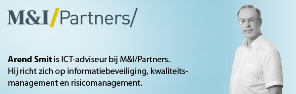 Arend Smit - M&I Partners