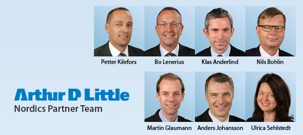 Arthur D Little - Nordics Partner Team