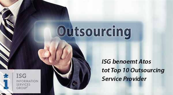Atos - Top 10 Outsourcing Service Provider