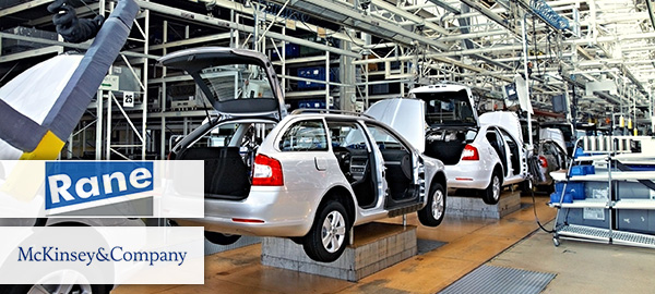 Auto production Rane, McKinsey