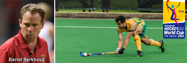 Bartel Berkhout - Hockey World Cup