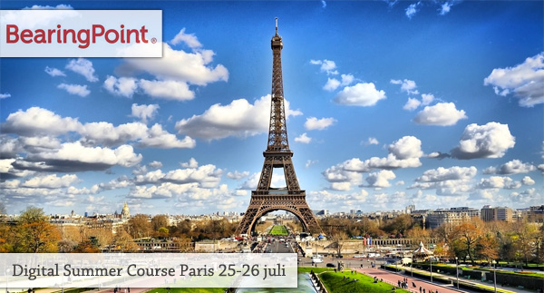 BearingPoint - Digital Summer Course Paris