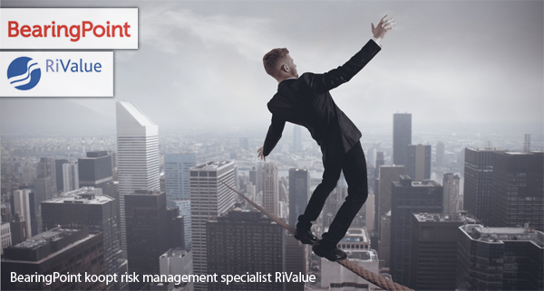 BearingPoint koopt risk management specialist RiValue