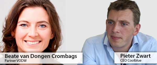 Beate van Dongen Crombags and Pieter Zwart