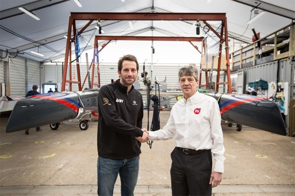 Ben-Ainslie-Racing-partners-with-PA-Consulting -2