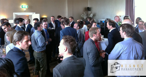 Bisnez Live Borrel 2014