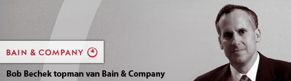 Bob Bechek - Bain Company