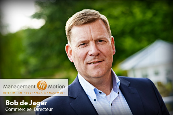 Bob de Jager - Management in Motion