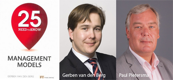 Boek Management Models - Gerben van den Berg - Paul Pietersma