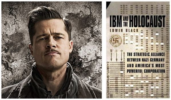 Brad Pitt - IBM and the Holocaust