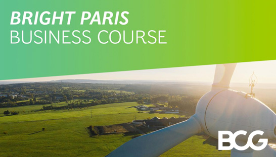 Bright Paris Business Course 2019