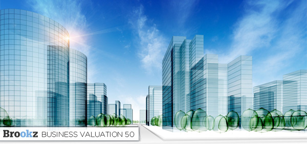 Brookz - Business Valuation 50