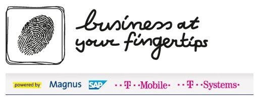 Business At Your Fingertips