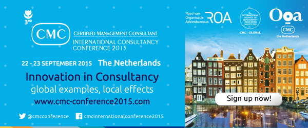 CMC - International Consultancy Conference 2015