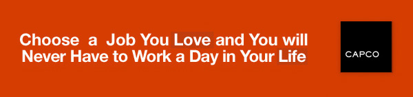 Capco - Choose a job you love