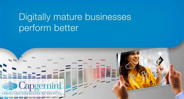 Capgemini - Digitally mature business