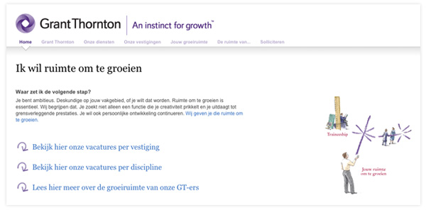Carriere bij Grant Thornton