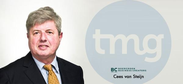 Cees van Steijn - Topman TMG