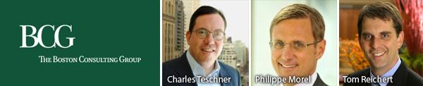 Charles Teschner - Philippe Morel - Tom Reichert - BCG