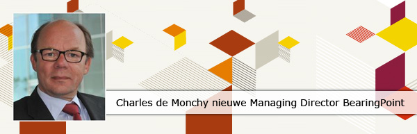 Charles de Monchy - Managing Director BearingPoint