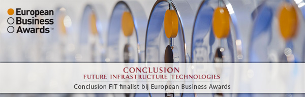 Conclusion FIT finalist bij European Business Awards