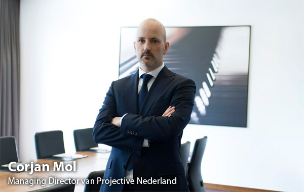 Corjan Mol - Managing Director Projective