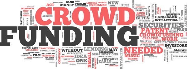 Crowd Funding Tagcloud